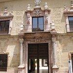 Leyenda del palacio de Santa Ana.