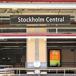 Bild från Stockholm Centralstation