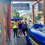 Foto di Flying Pig Adventure Company