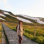 ภาพถ่ายของ Tateyama Kurobe Alpine Route