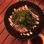 Prawn Toast with Yuzu mayonaise