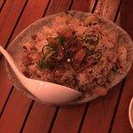Char Siu Pork and Prawn Fried Rice