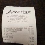Photo of Amerigo