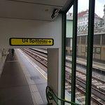 صورة فوتوغرافية لـ Vienna U-Bahn