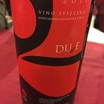 Un buon vino svizzero, ottimo perchè ti viene fatturato solo al bicchiere
