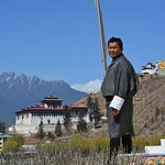 Paro Rinpung Dzong in Bhutan with Resa Tours and Travel