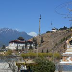 Paro Dzong means one of the Province of Bhutan