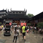 Фотография Shanghai Temple Of the Town God (Chenghung Miao)