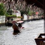 Floating Khlong Bang Luang