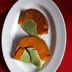 pumpkin custard on promo..
