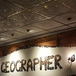 The Geographer Foto
