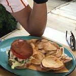 Hamburger maxi.... le patate sono più grandi.