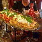Photo de Osteria Pizzeria da Bartolo