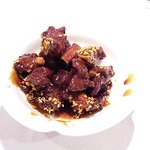 Sweet & Sour spare ribs appetiser