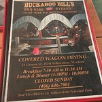 Buckaroo Bills