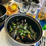 Mussels for main.