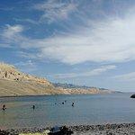 Photo de Spiaggia di Rucica
