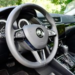 Skoda Superb Interior 1
