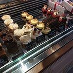 Выбор десертов
