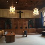 Photo of Nuremburg Trial Courthouse
