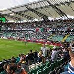Legia Warsaw Municipal Stadium of Marshal Jozef Pilsudski Foto