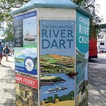 Dart River Hiking Trail and Boat Tour Poster