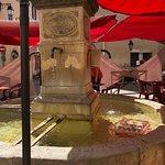 Restaurant la Fontaine Foto