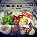 Foto de Creperie La Route des Phares