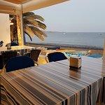Siamo stati questa sera in questo bellissimo  ristorante sulla spiaggia semplice ma magico ,come
