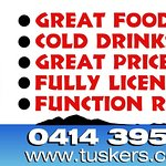 Tuskers relocates to the Surf Club!!!