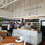 Photo of The Boathouse Cafe & Bar