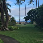 Beautiful grounds and beautiful views! ❤️. We had a wonderful experience at Maui Sands!  Minutes