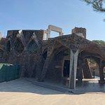 Foto di Colonia Guell  Gaudi Crypt