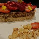 Tiramisu dinner dessert