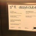 Foto Dizzy's Club Coca-Cola