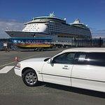 Cruise Ship Visits Nanaimo