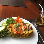 More delicious food from the award winning chefs at Palm Cuisine a must visit in Phuket!