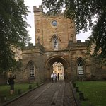Durham Castle Main entrance
