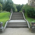 Gawthorpe Hall garden