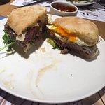 Burgerheim Foto