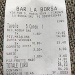 Foto di Bar La Borsa