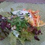 Menü-Salat