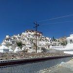 Serene Thiksey monastery !!!