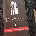 Foto de Restaurant De Graslei