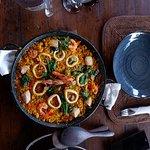 Foto de Planet Nomadas Spanish Tapas and Healthy Food