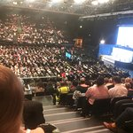 Genting Arena - JW.org 'Be Courageous Convention' Aug 2018