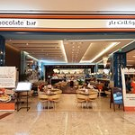 Alison Nelson's Chocolate Bar in Mall of Qatar