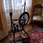 Yarn wheel