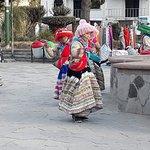 Ballo tradizionale dei bambini