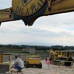 Digger/sand area